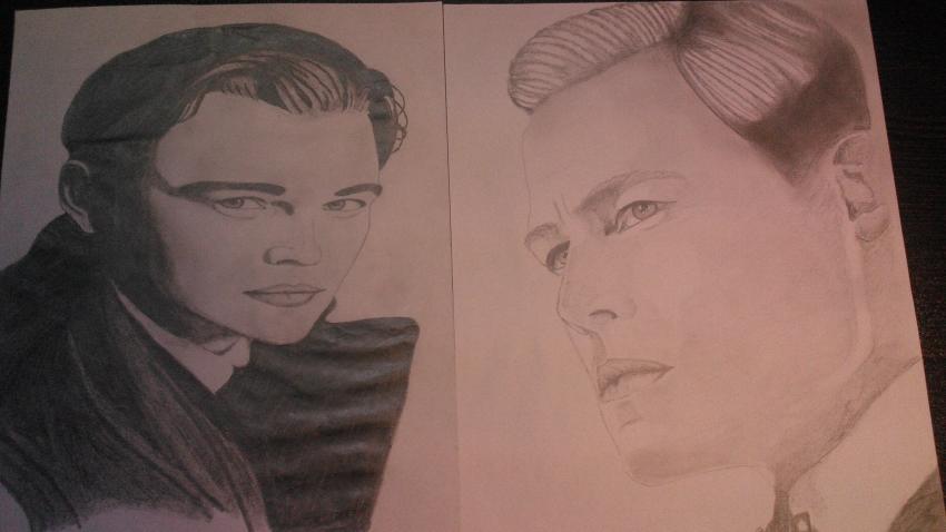 Leonardo DiCaprio by Mnsgha